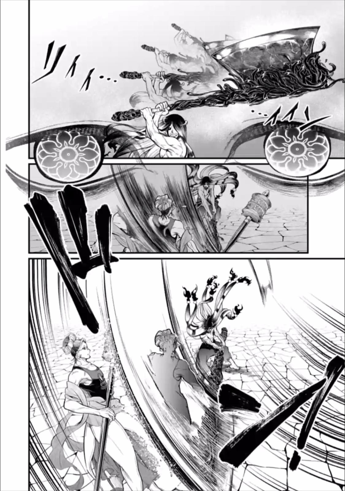 Shuumatsu no Valkyrie, Chapter 46 image 025