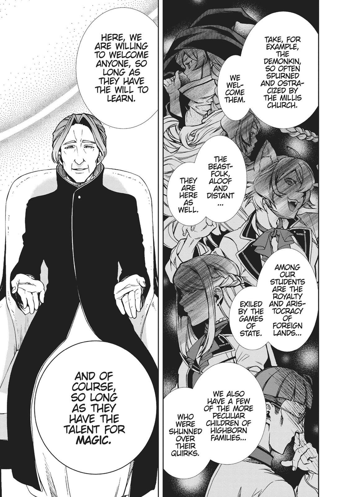 Mushoku Tensei, Chapter 54 image 007