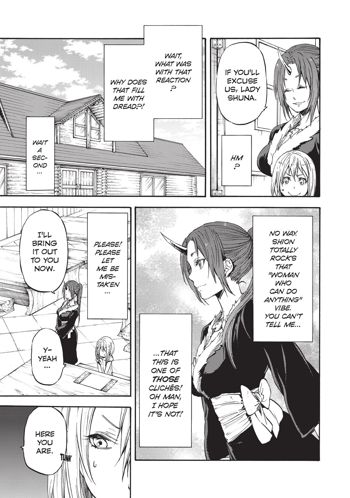 Tensei shitara Slime Datta Ken, Chapter 16 image 009