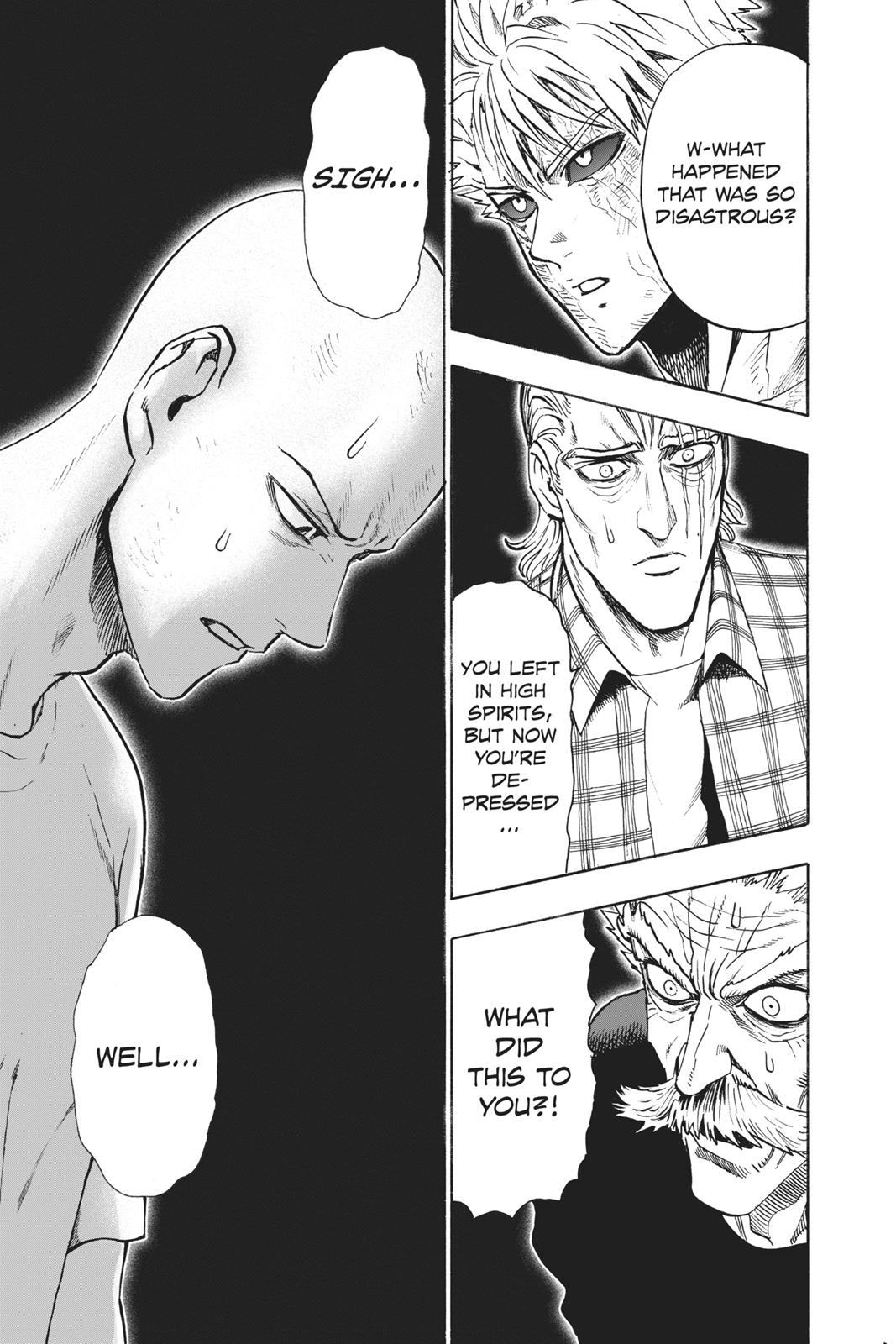 One-Punch Man, Chapter 90 image 007