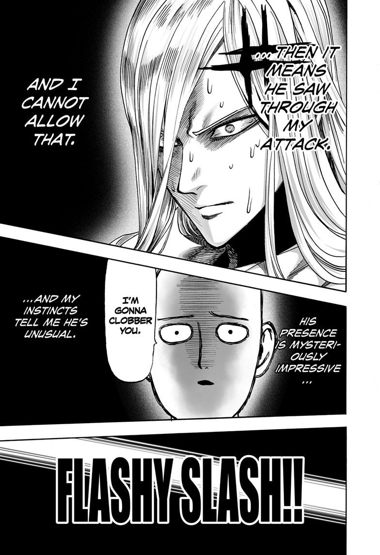 One-Punch Man, Chapter 113 image 018