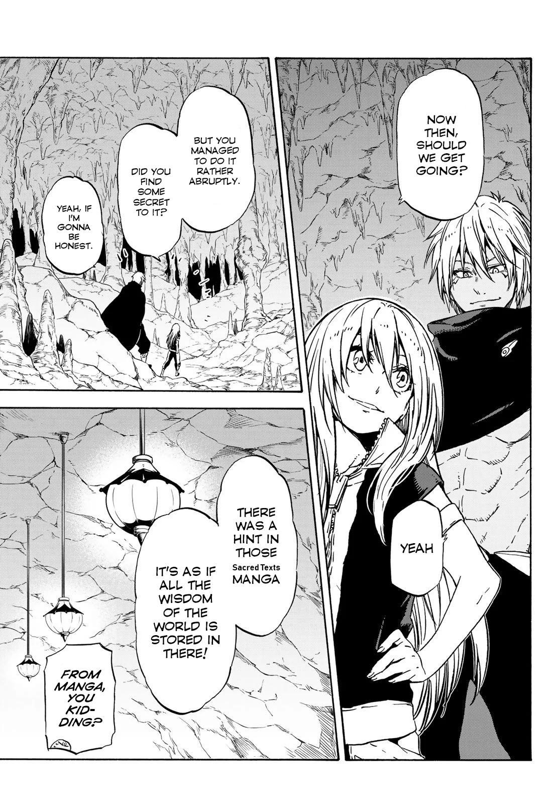 Tensei shitara Slime Datta Ken, Chapter 72 image 009
