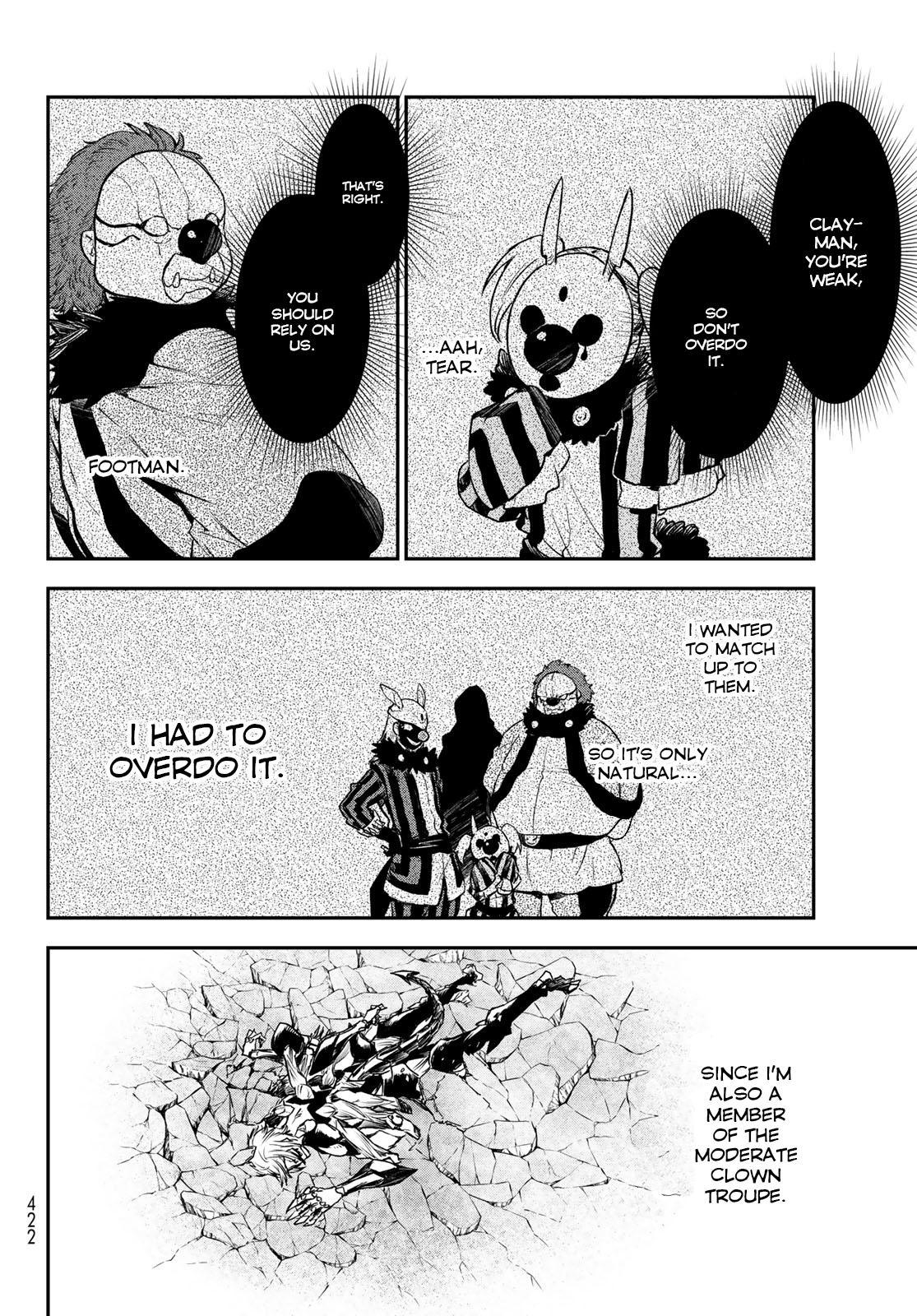 Tensei shitara Slime Datta Ken, Chapter 84 image 036