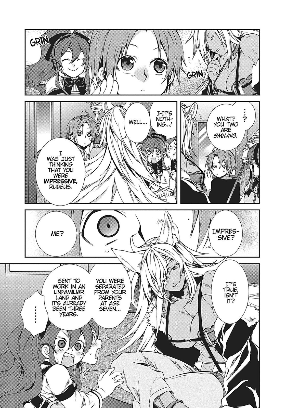Mushoku Tensei, Chapter 16 image 005