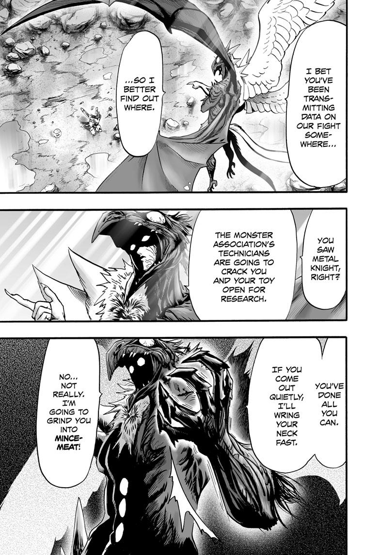One-Punch Man, Chapter 98.5 image 007