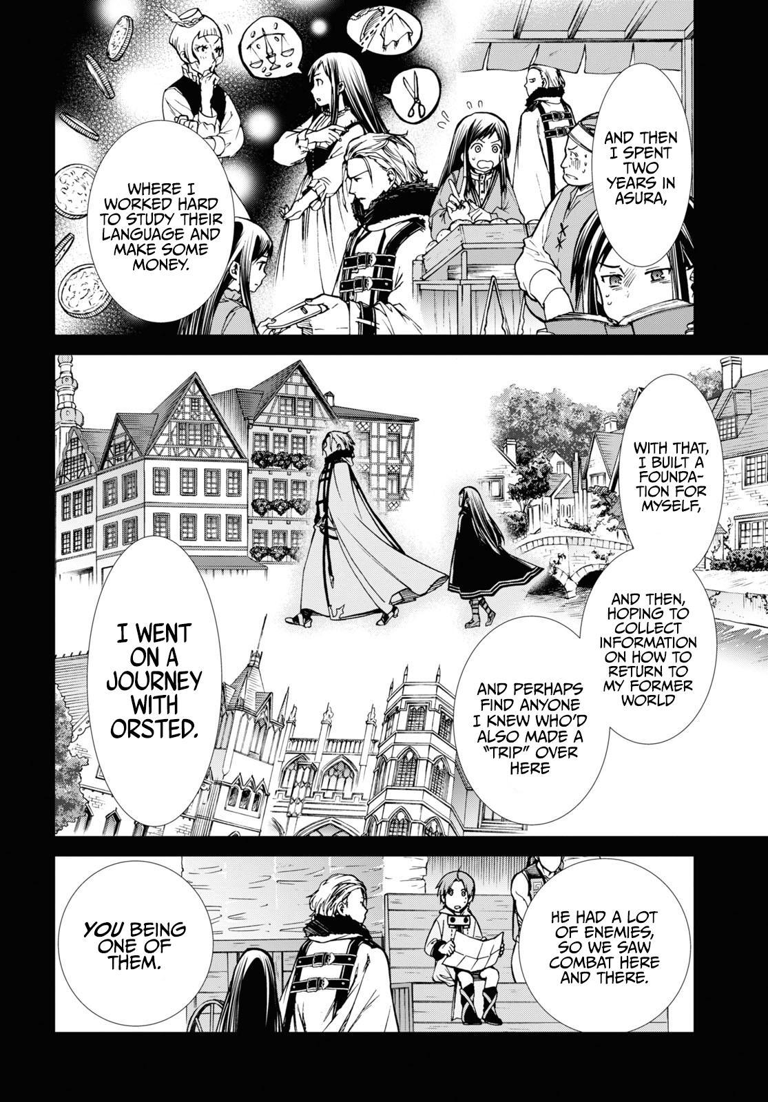 Mushoku Tensei, Chapter 69 image 013