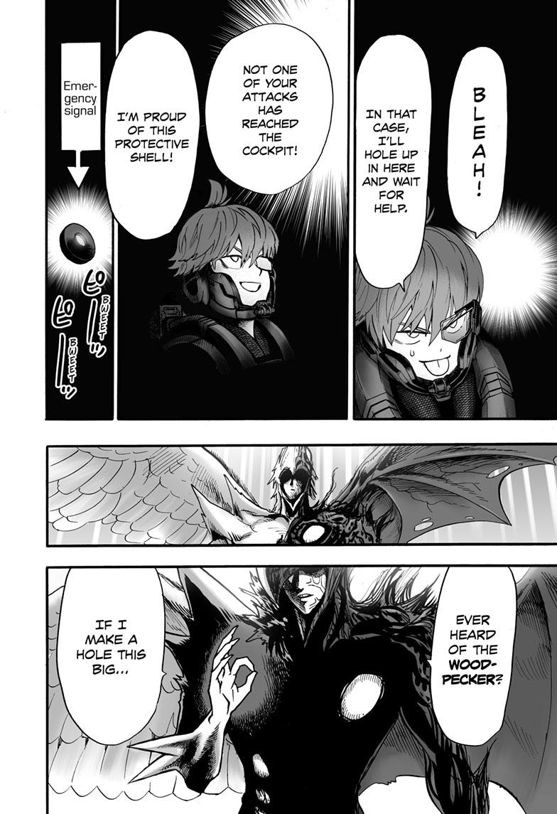 One-Punch Man, Chapter 98.5 image 008