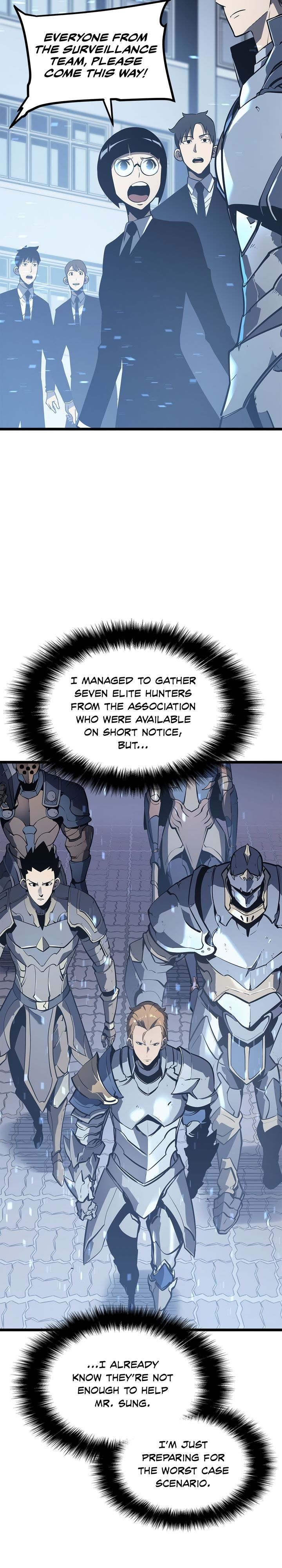 Solo Leveling, Chapter 127 image 002