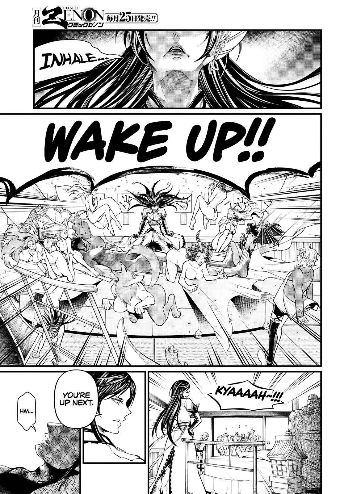 Shuumatsu no Valkyrie, Chapter 31 image 013