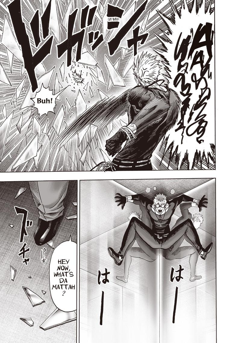 One-Punch Man, Redraw 112.5 image 12