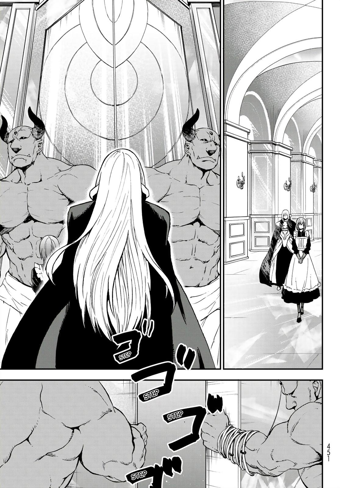 Tensei shitara Slime Datta Ken, Chapter 76 image 013