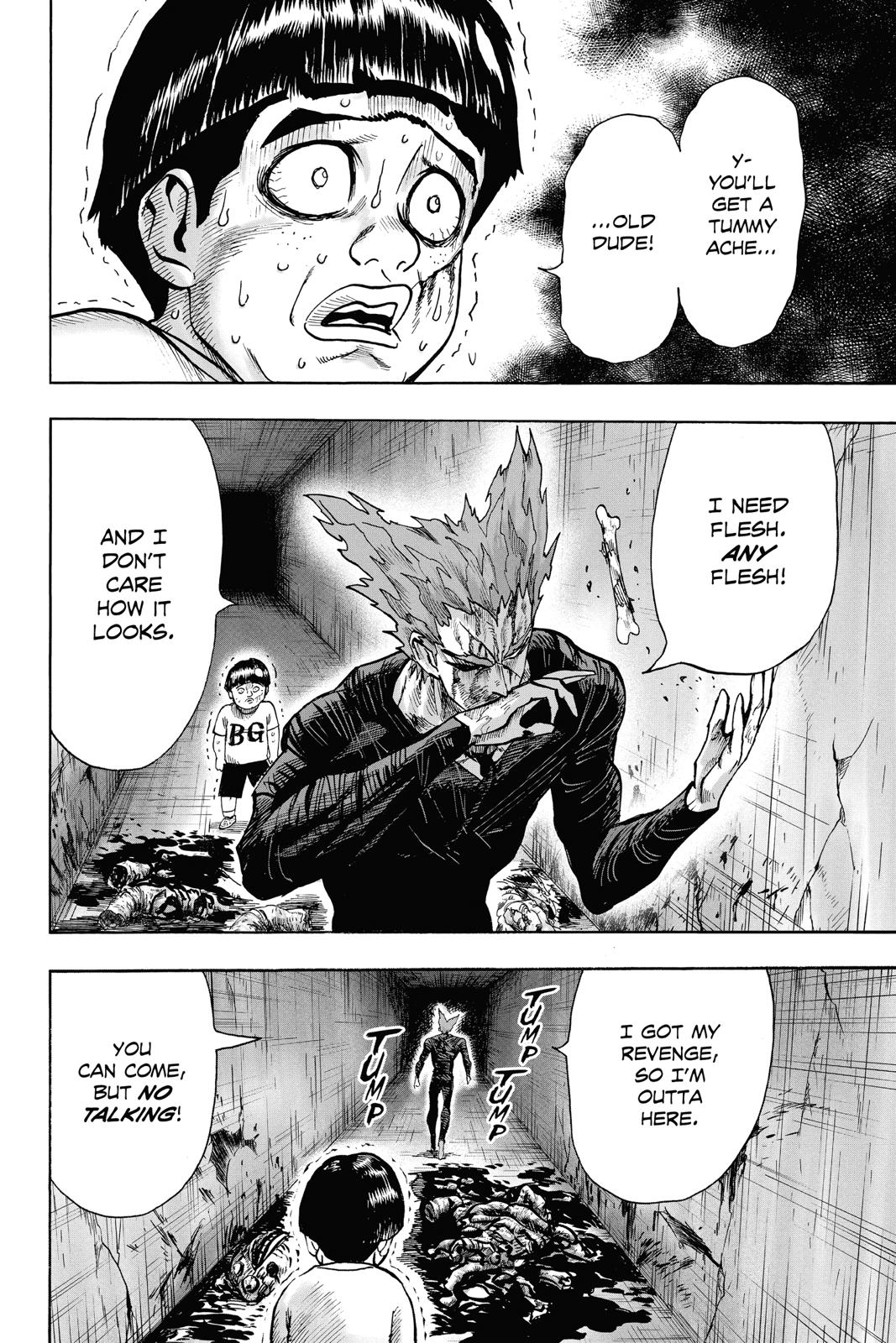One-Punch Man, Chapter 92 image 043