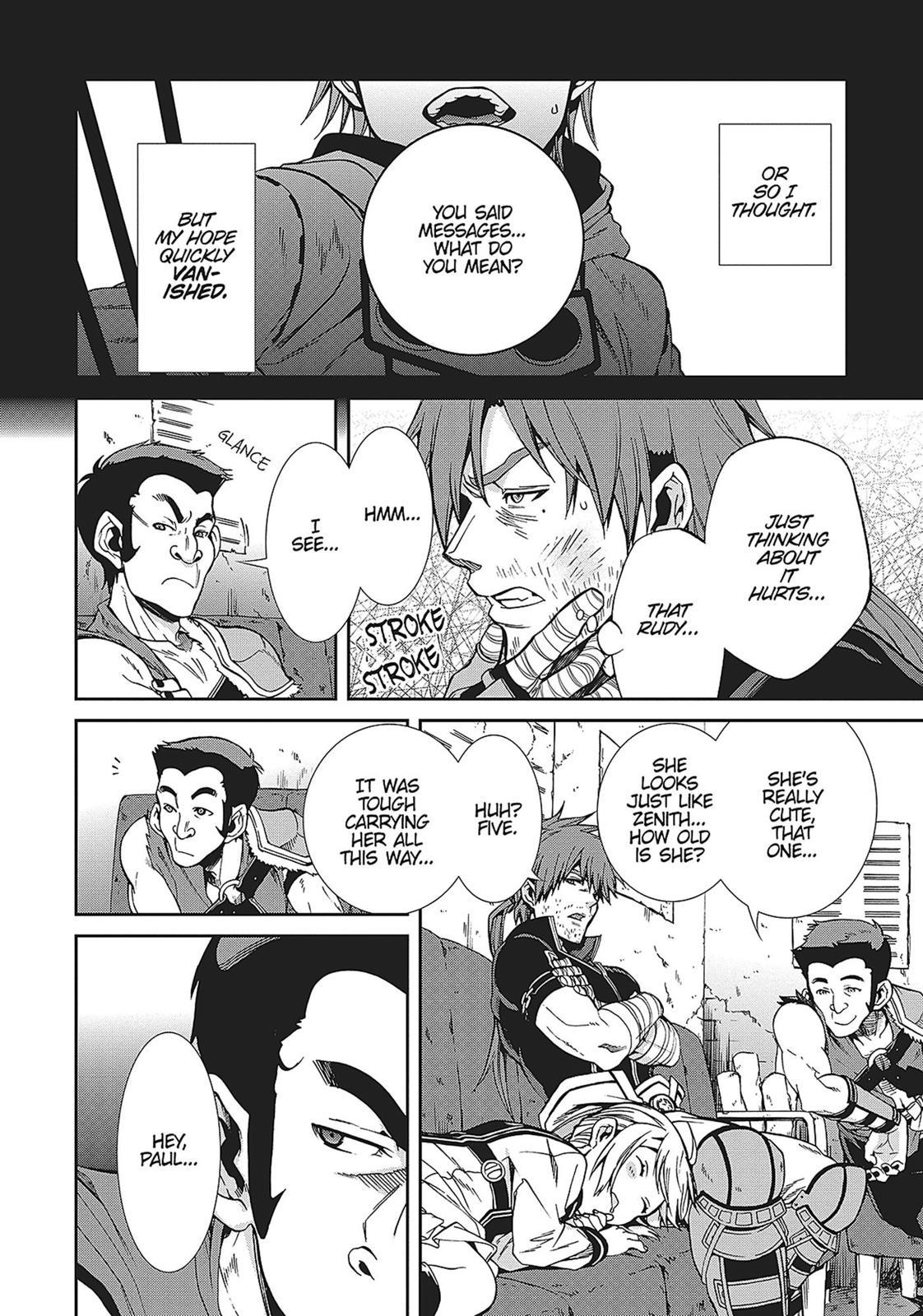 Mushoku Tensei, Chapter 35 image 034