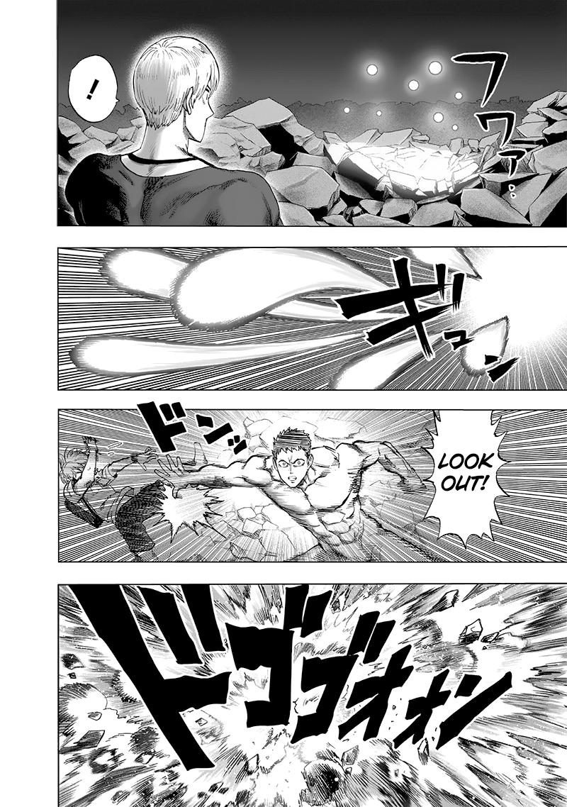 One-Punch Man, Chapter 139 image 021