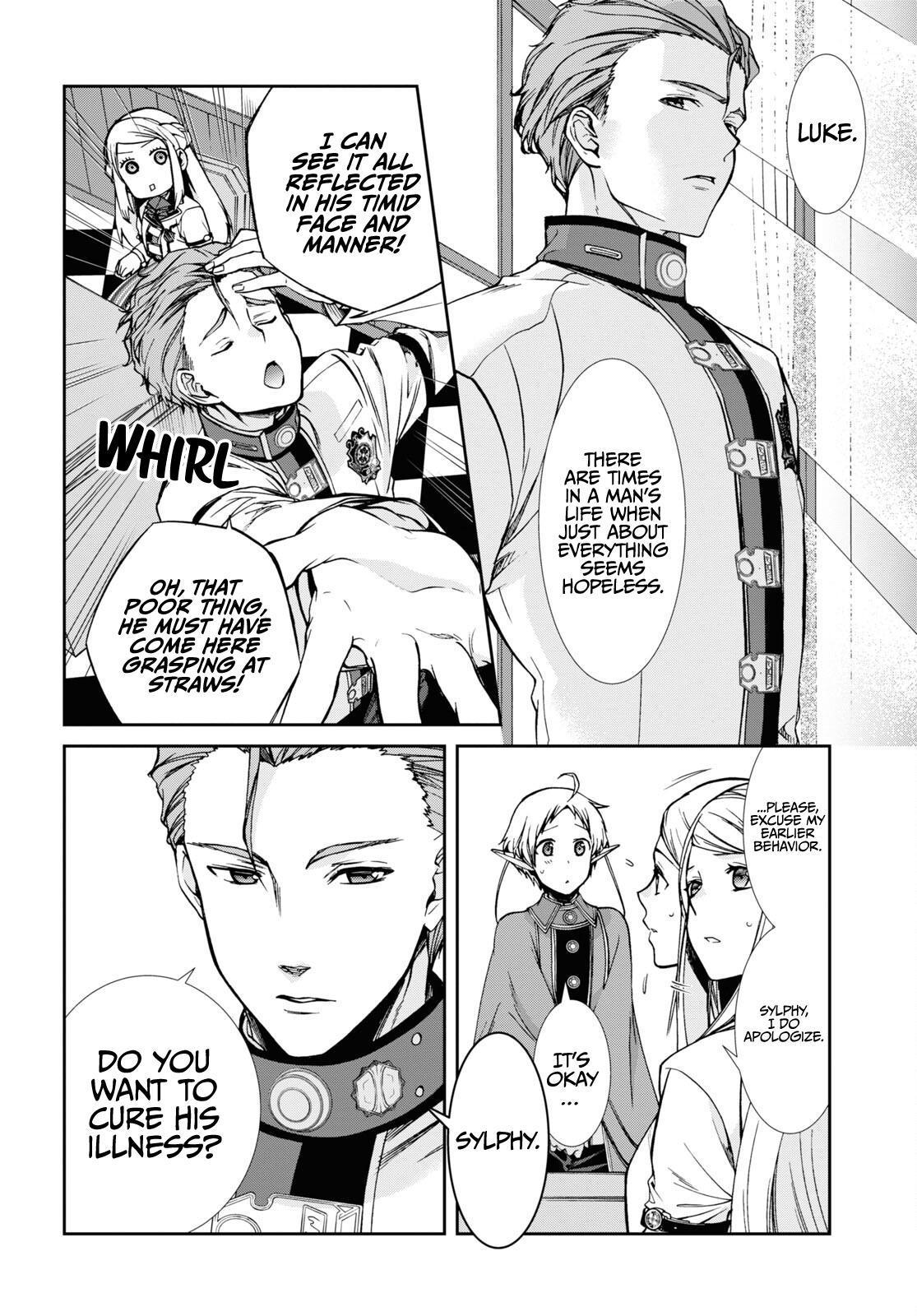 Mushoku Tensei, Chapter 75 image 29