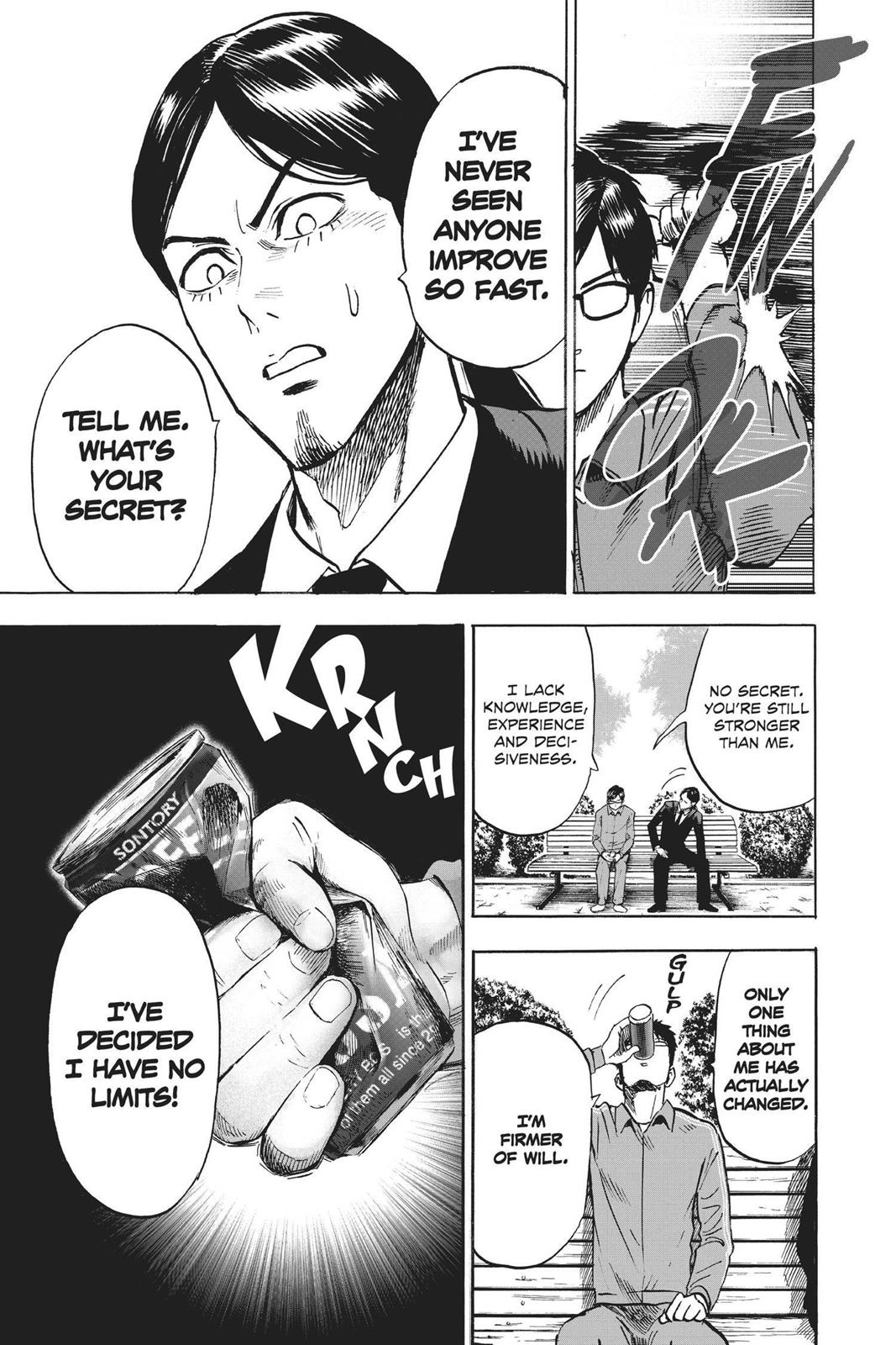 One-Punch Man, Chapter 84 image 027