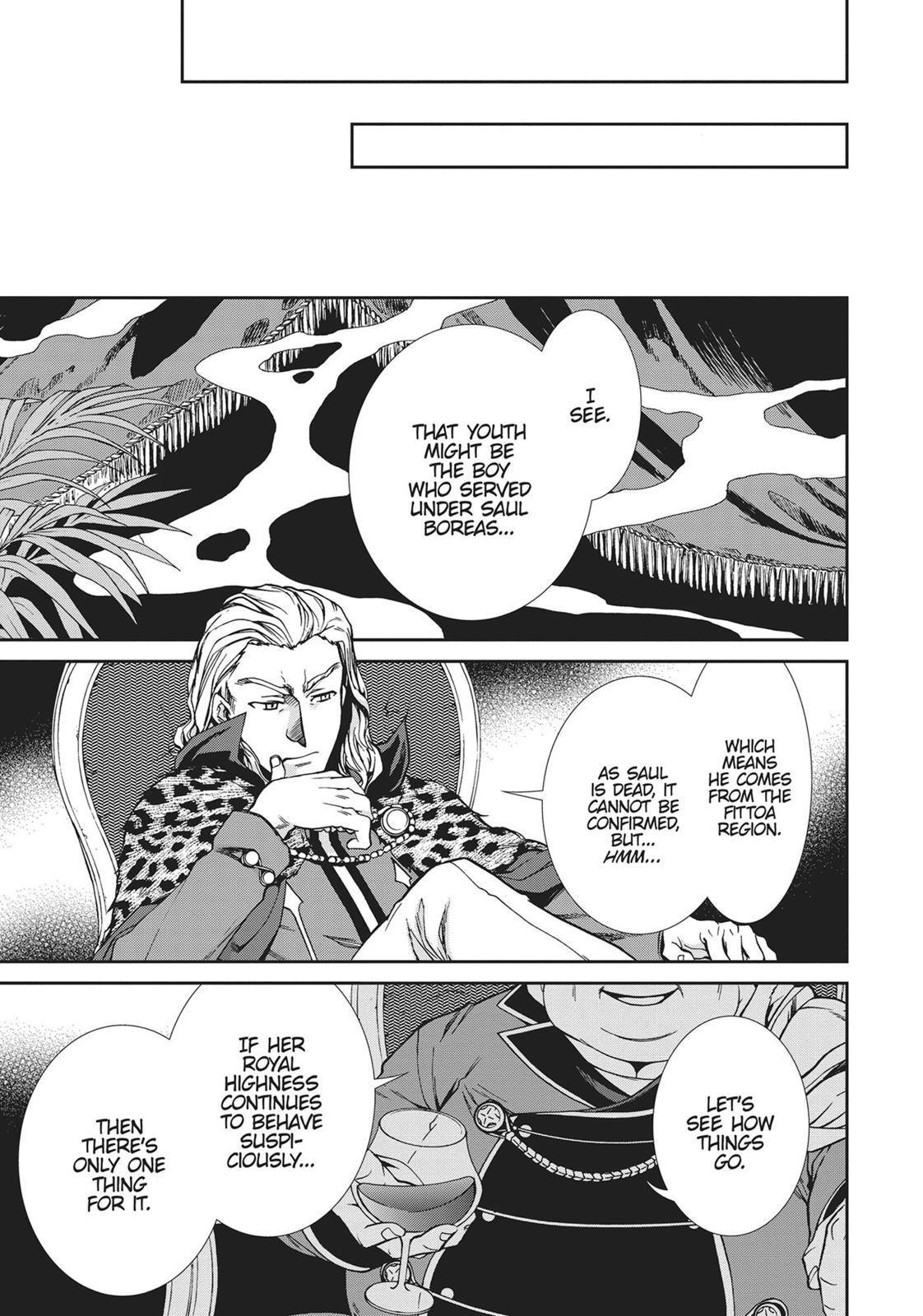 Mushoku Tensei, Chapter 38 image 032