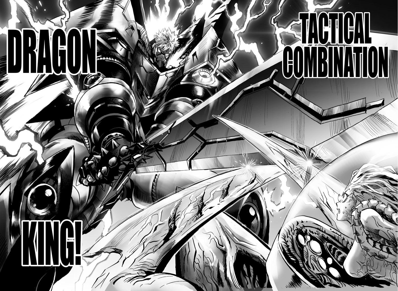 One-Punch Man, Chapter 136 image 012