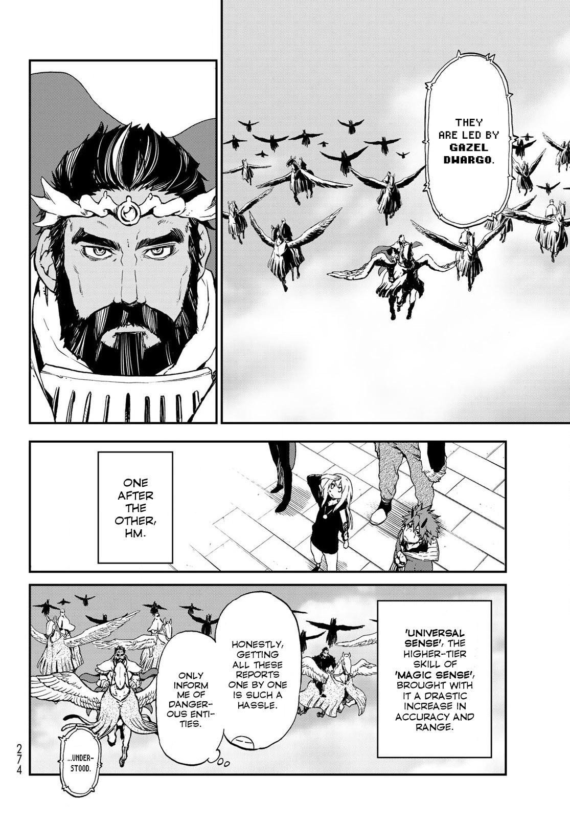 Tensei shitara Slime Datta Ken, Chapter 74 image 006
