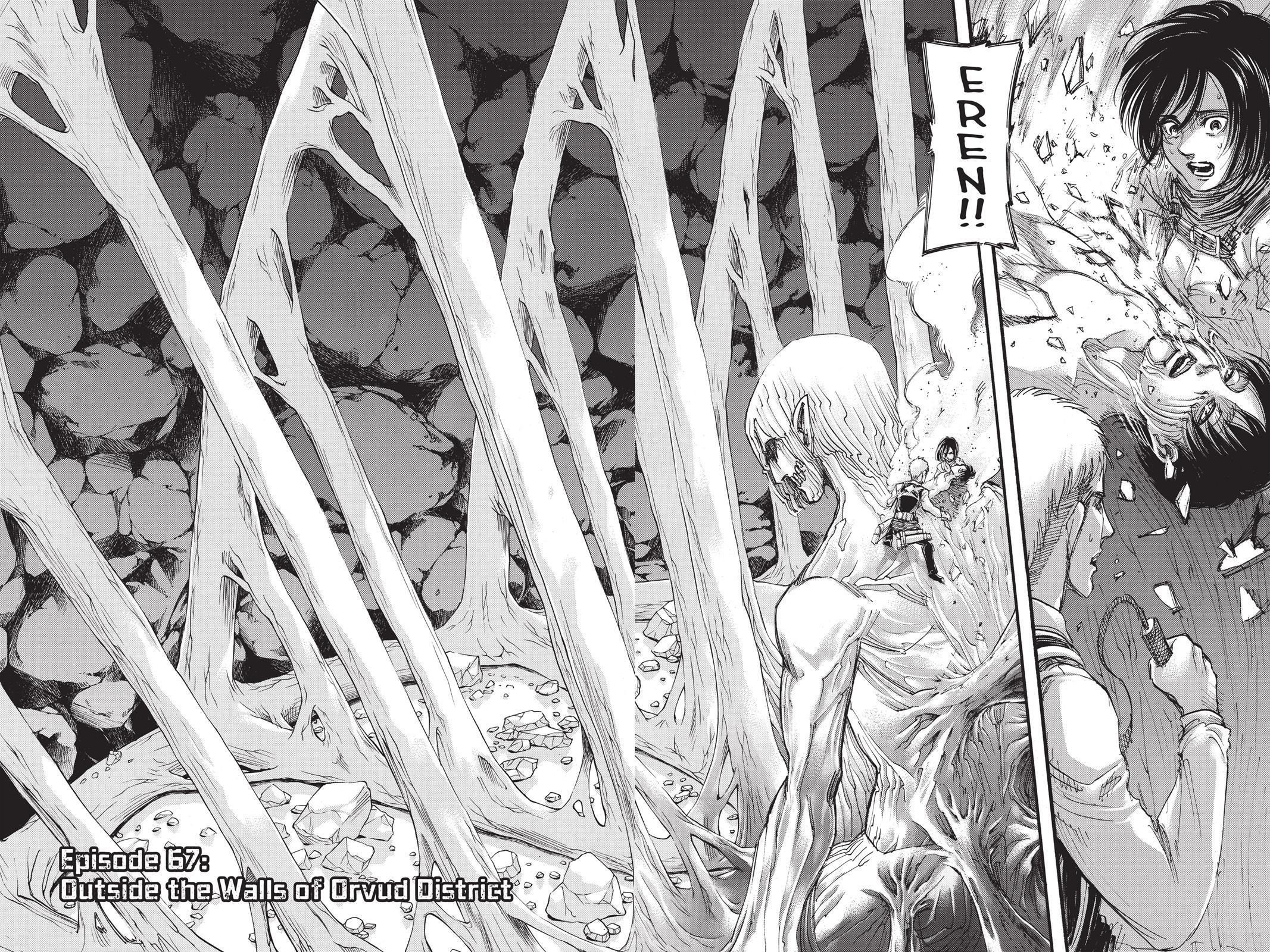 Attack On Titan, Episode 67 image 007