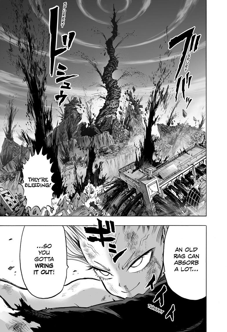 One-Punch Man, Chapter 132 image 020
