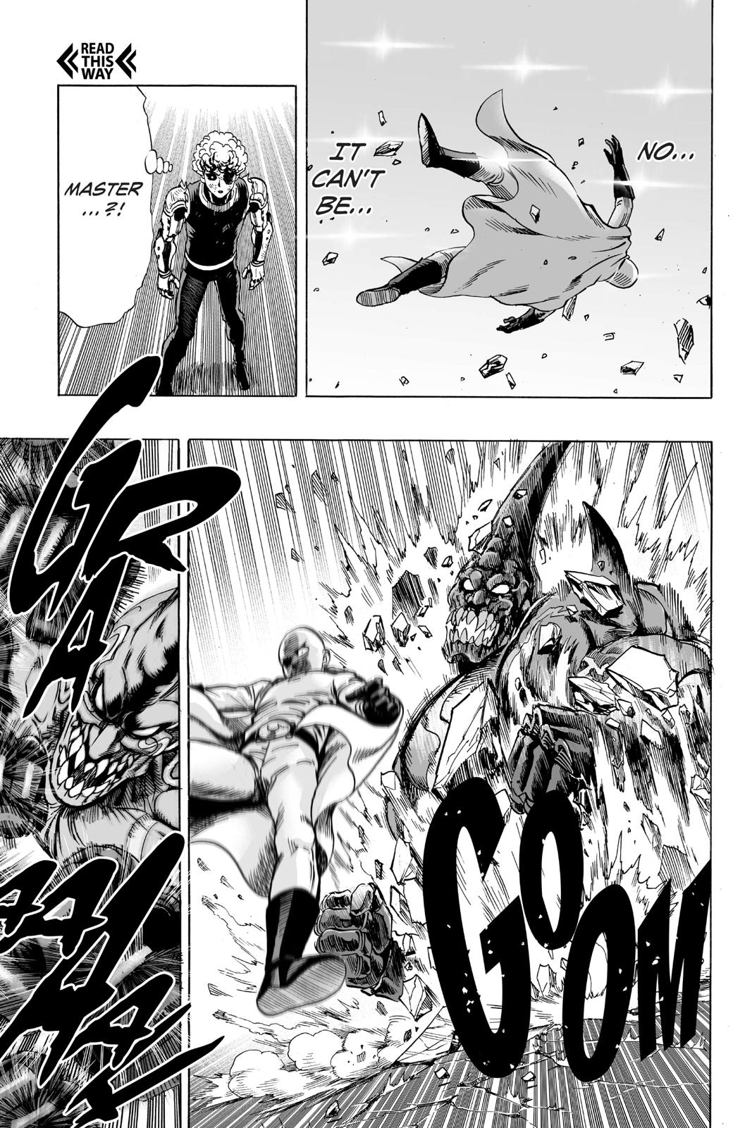 One-Punch Man, Chapter 11 image 017