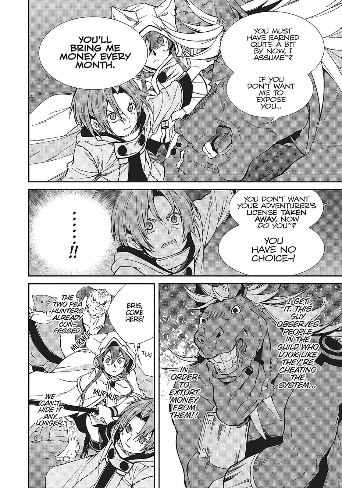 Mushoku Tensei, Chapter 26 image 017