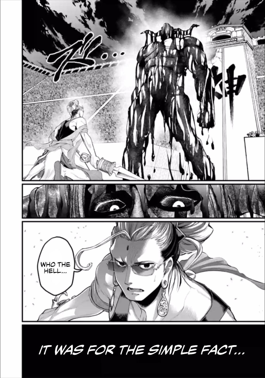 Shuumatsu no Valkyrie, Chapter 49 image 021