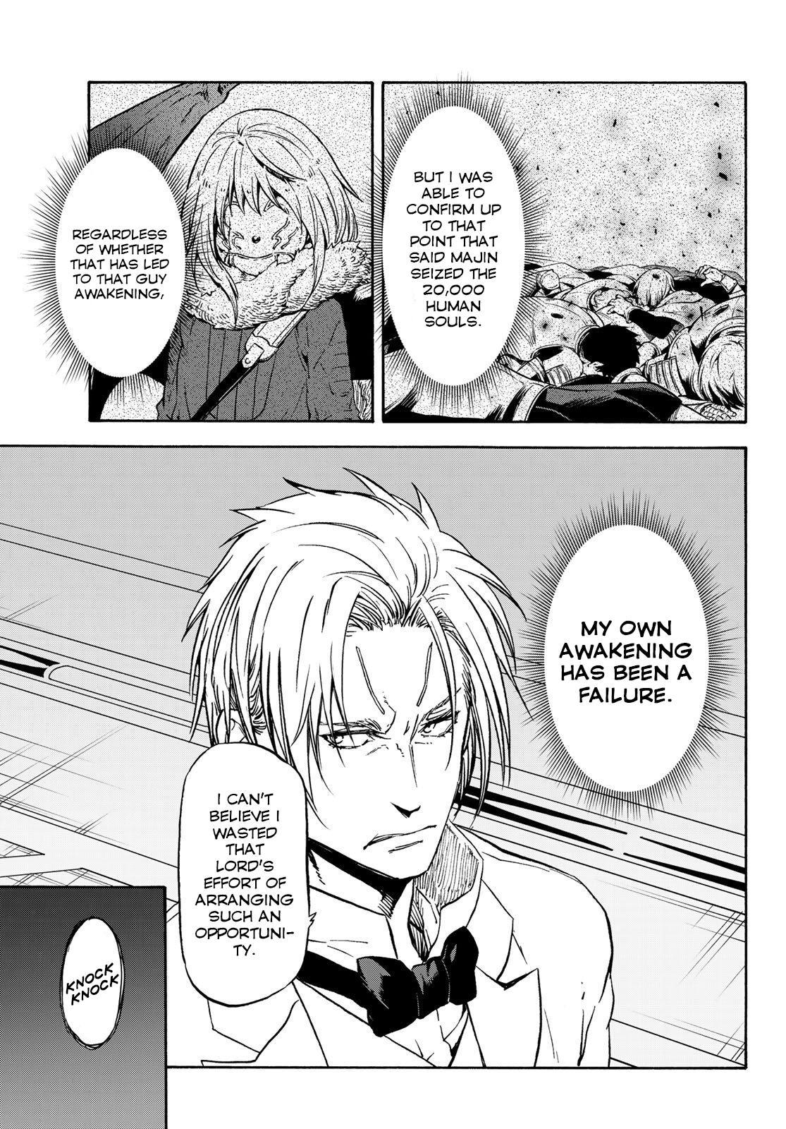 Tensei shitara Slime Datta Ken, Chapter 72 image 023