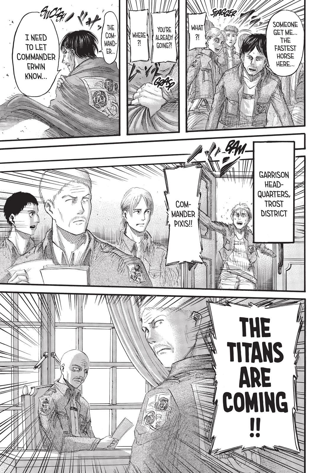 Attack On Titan, Episode 36 image 003