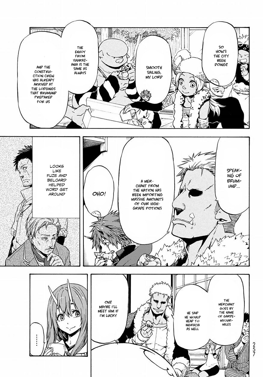 Tensei shitara Slime Datta Ken, Chapter 48 image 006