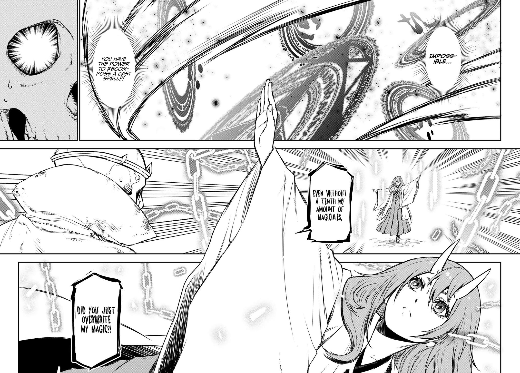 Tensei shitara Slime Datta Ken, Chapter 81 image 060