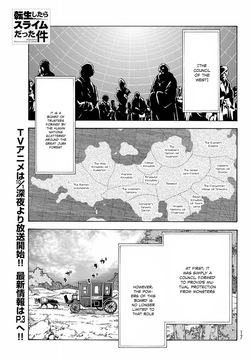 Tensei shitara Slime Datta Ken, Chapter 46 image 003