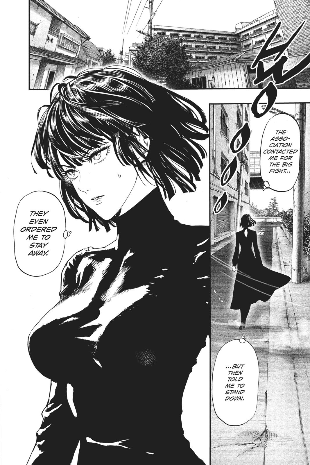 One-Punch Man, Chapter 95 image 059
