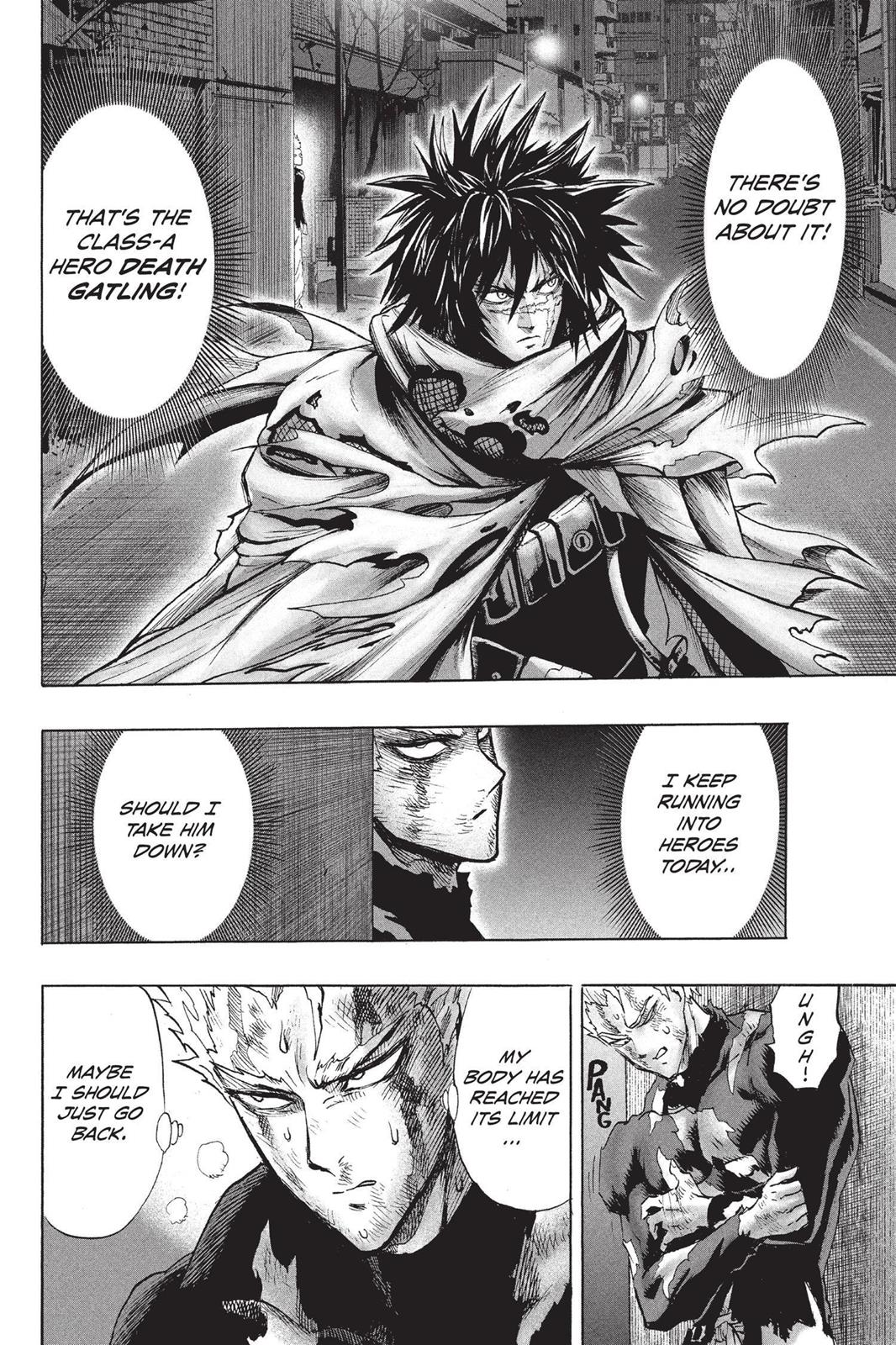 One-Punch Man, Chapter 79 image 040