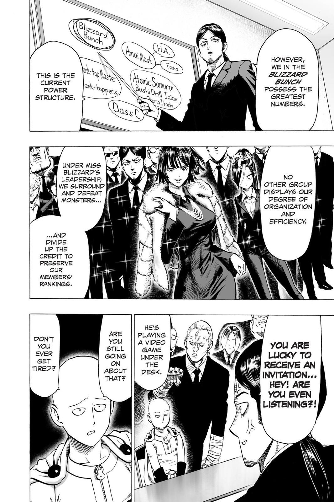 One-Punch Man, Chapter 55.7 image 003