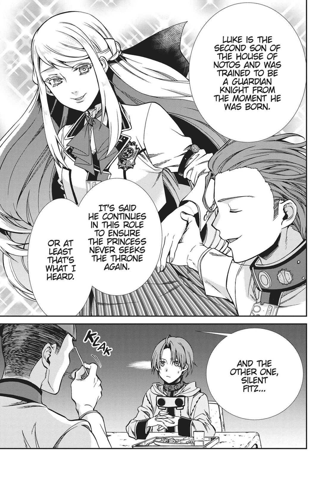 Mushoku Tensei, Chapter 56 image 021