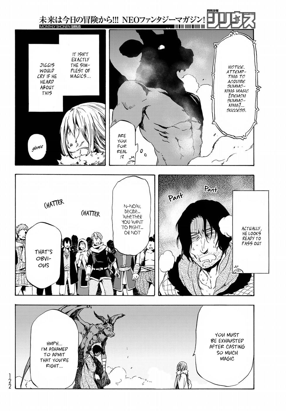 Tensei shitara Slime Datta Ken, Chapter 44 image 025