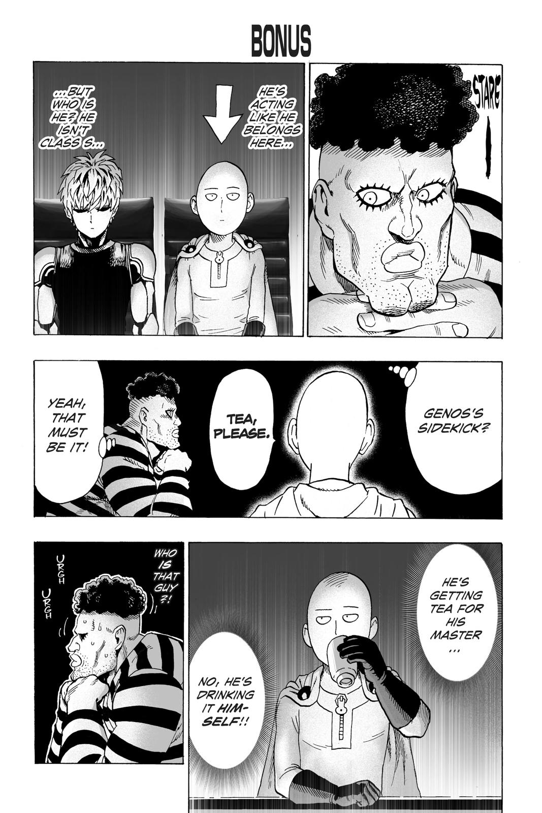 One-Punch Man, Chapter 30 image 026