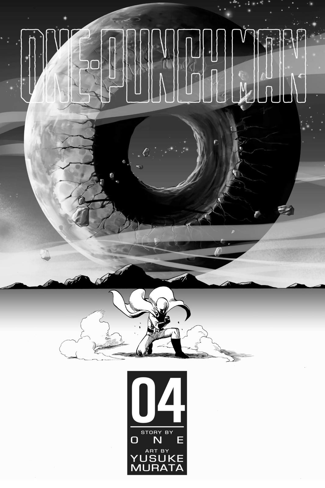 One-Punch Man, Chapter 21 image 004