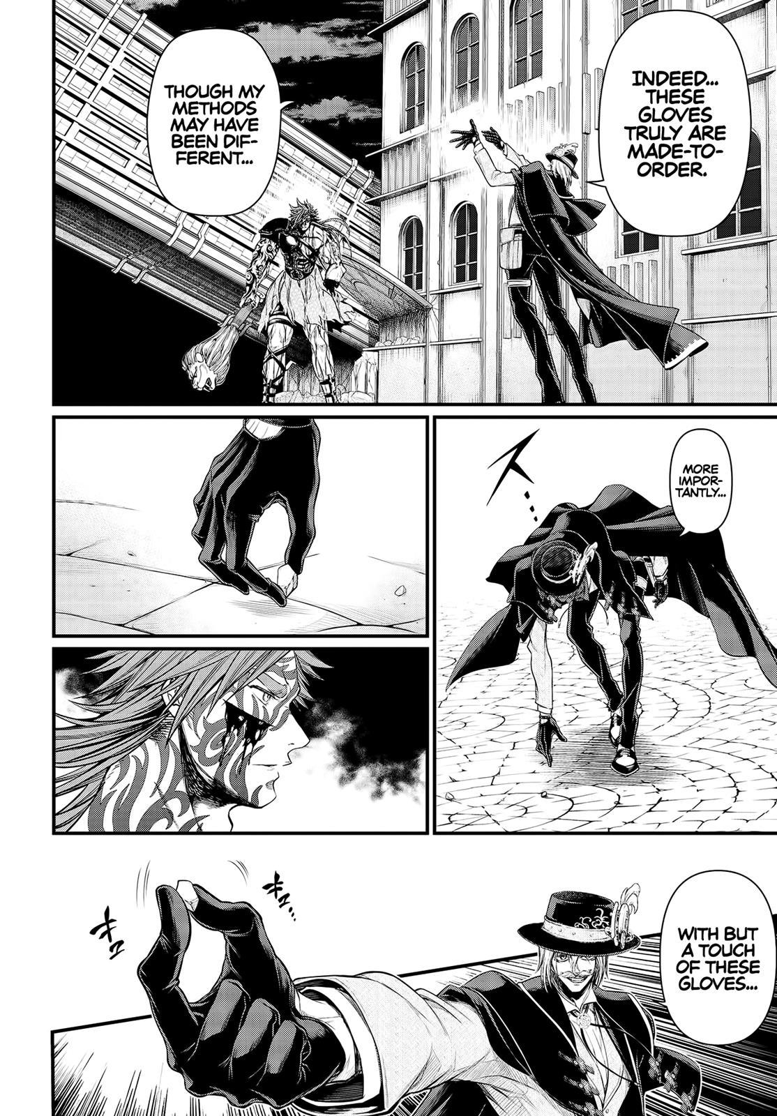 Shuumatsu no Valkyrie, Chapter 26 image 029