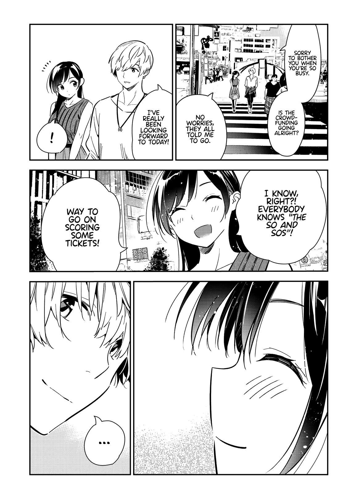 Kanojo Okarishimasu, Chapter 124 image 019
