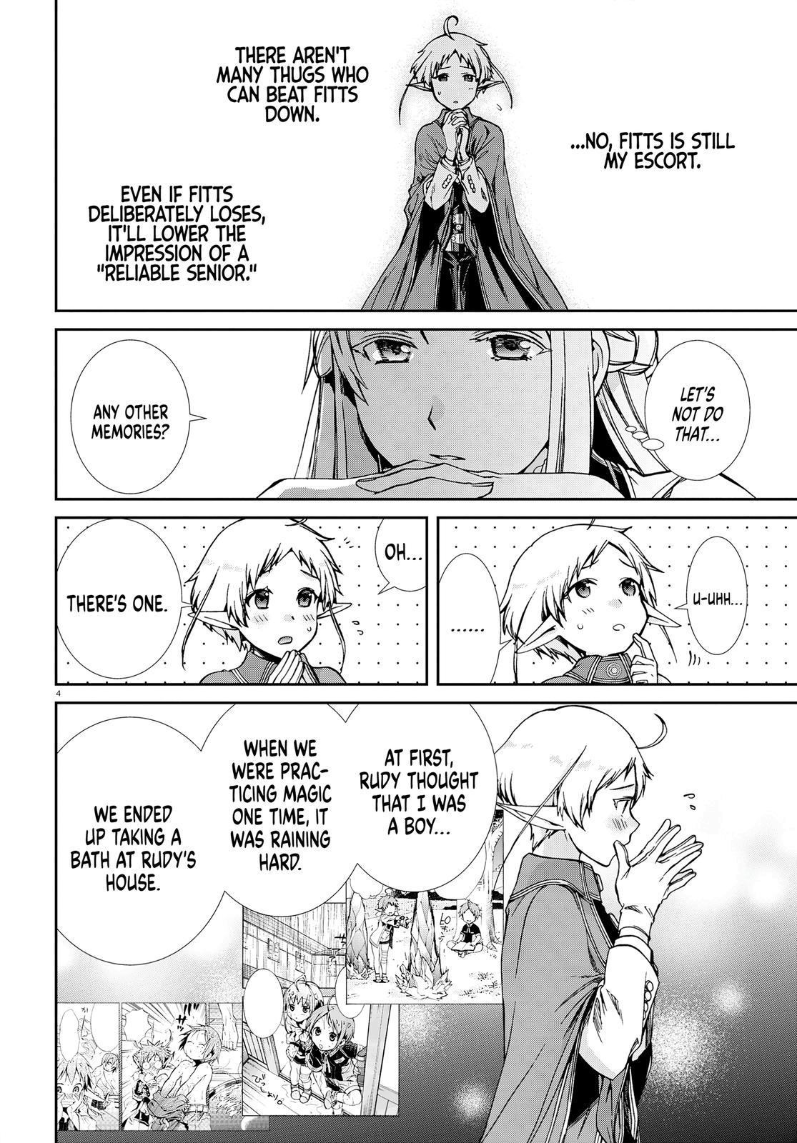 Mushoku Tensei, Chapter 73 image 008