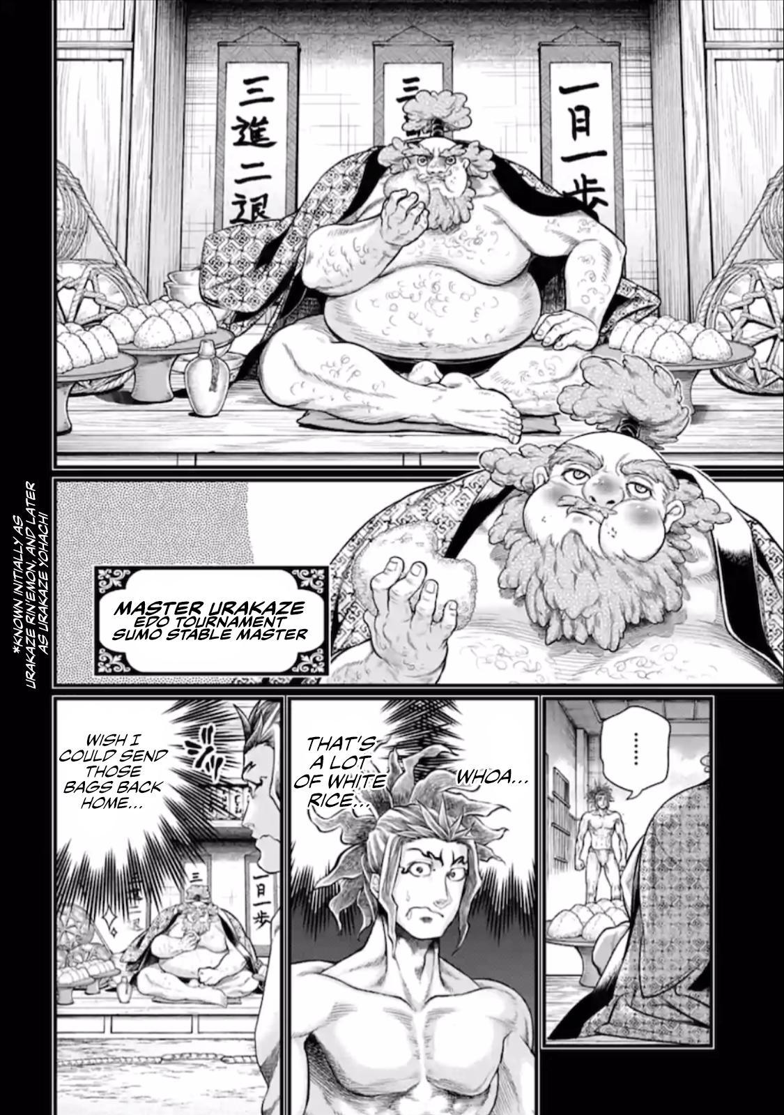 Shuumatsu no Valkyrie, Chapter 39 image 025
