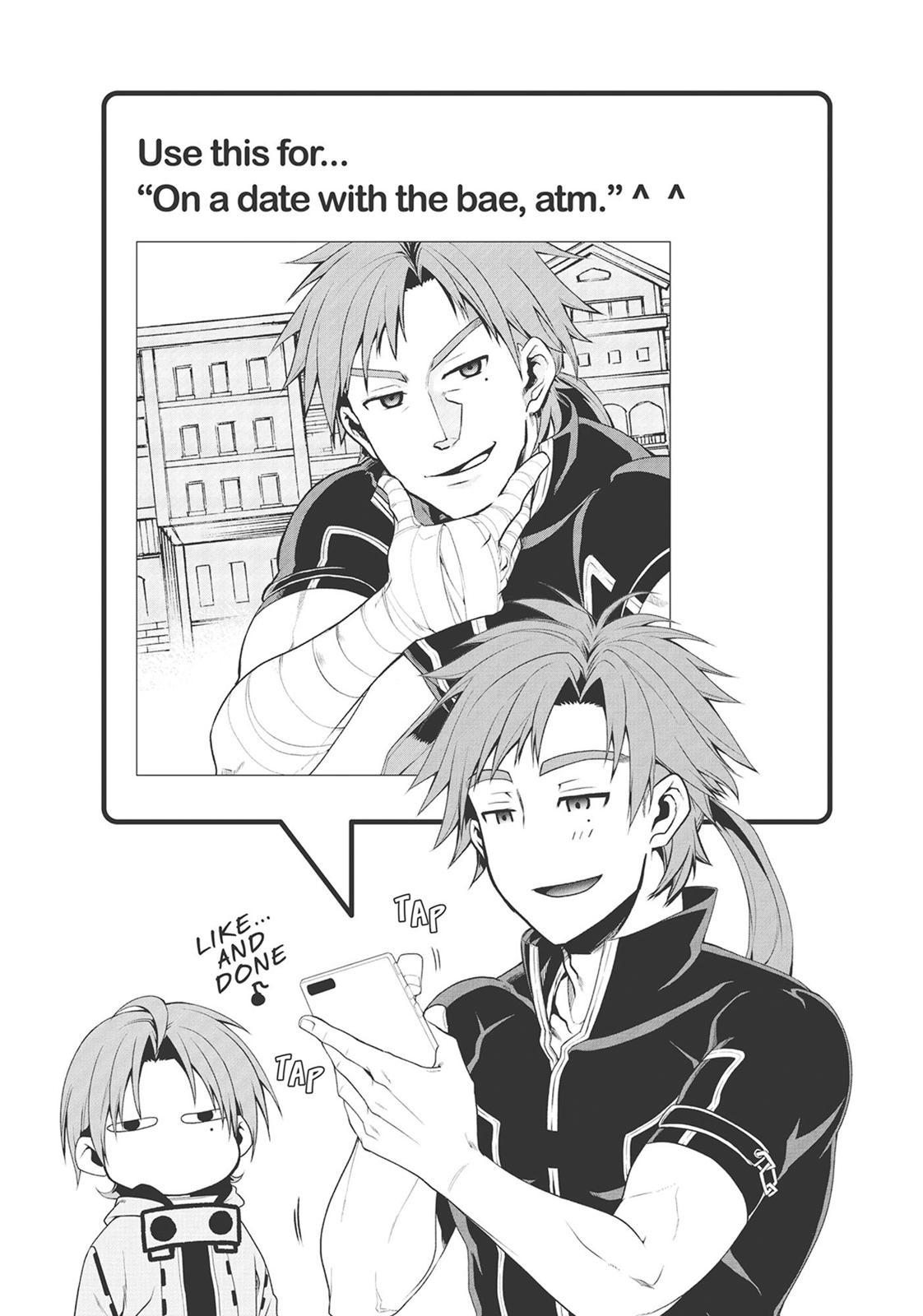 Mushoku Tensei, Chapter 42.5 image 022