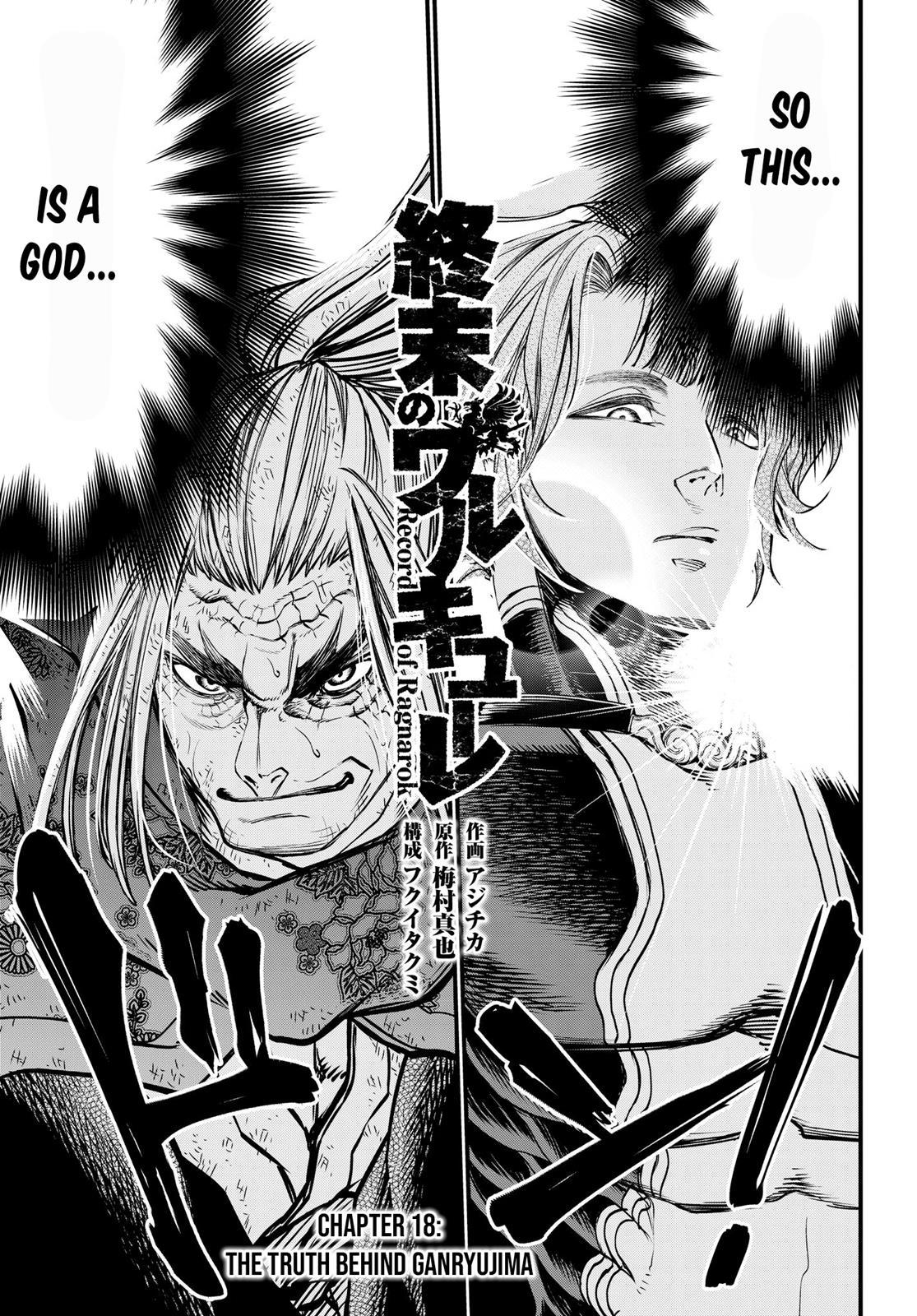 Shuumatsu no Valkyrie, Chapter 18 image 004