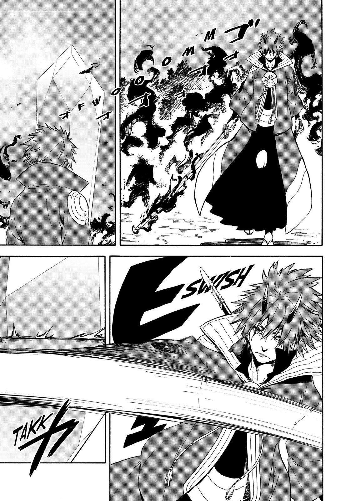 Tensei shitara Slime Datta Ken, Chapter 63 image 025
