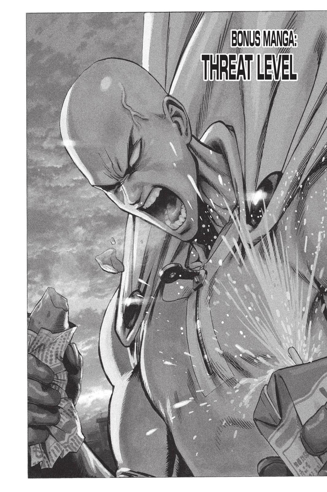 One-Punch Man, Chapter 80.5 image 001