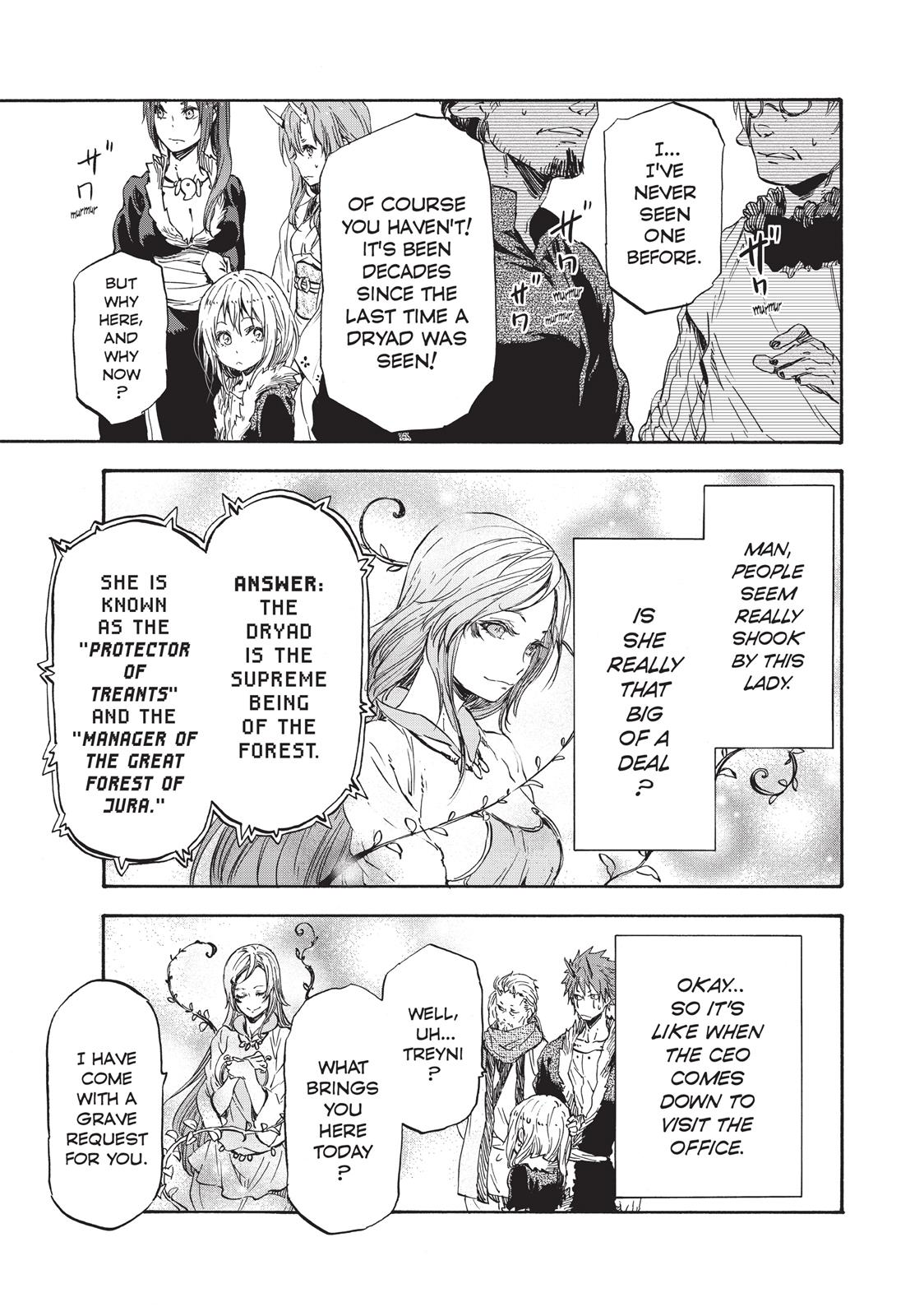 Tensei shitara Slime Datta Ken, Chapter 17 image 030