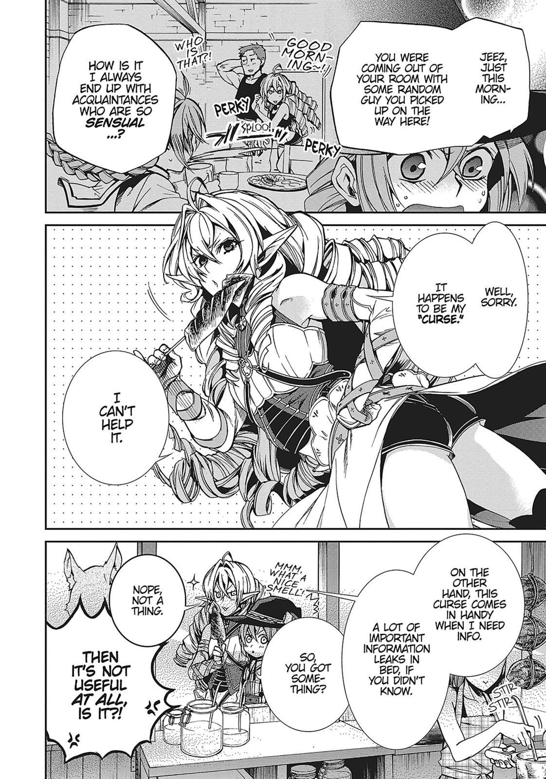 Mushoku Tensei, Chapter 24 image 002